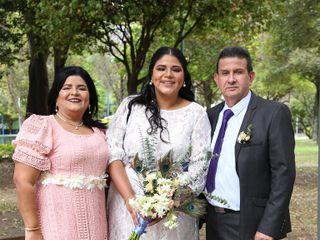 El matrimonio de Susana y Carlos Andrés 2