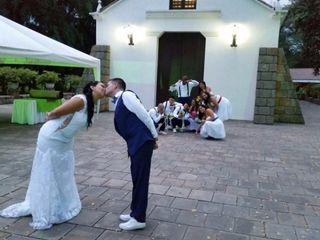 El matrimonio de Natalie y Victor 3