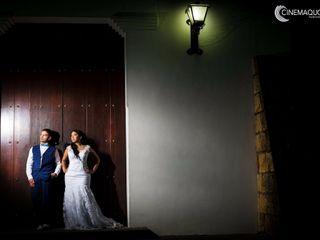 El matrimonio de Natalie y Victor