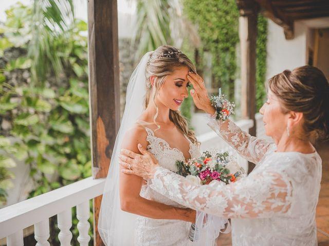 El matrimonio de Óscar y Dianis en Cartagena, Bolívar 2