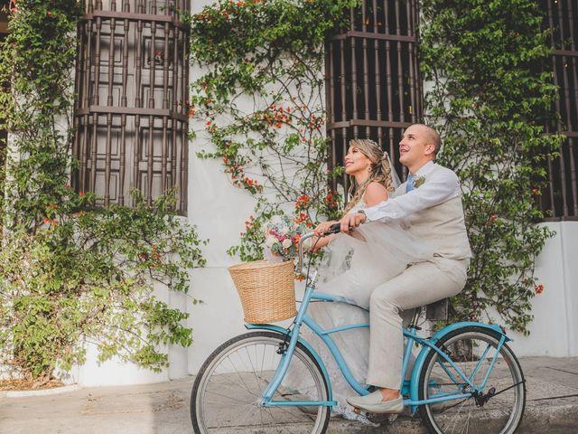 El matrimonio de Óscar y Dianis en Cartagena, Bolívar 8