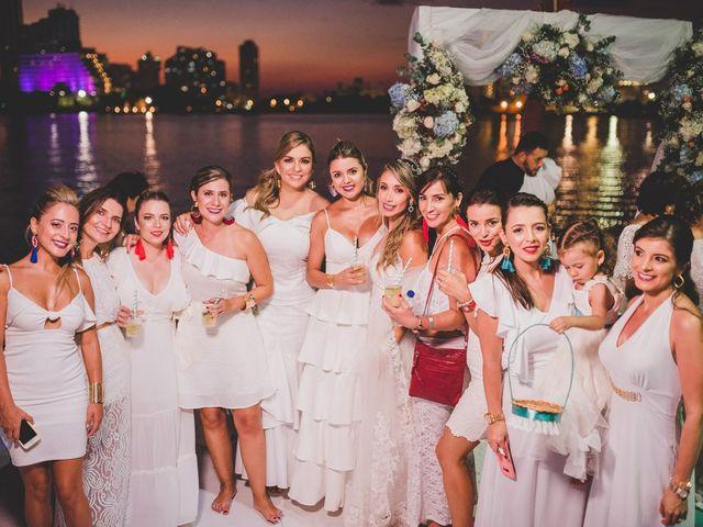 El matrimonio de Óscar y Dianis en Cartagena, Bolívar 17