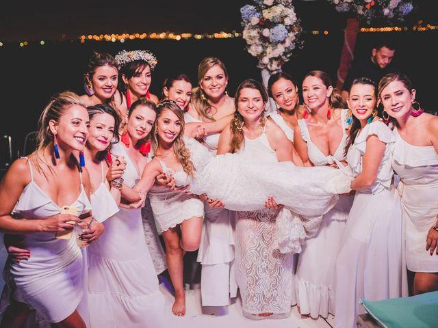 El matrimonio de Óscar y Dianis en Cartagena, Bolívar 18