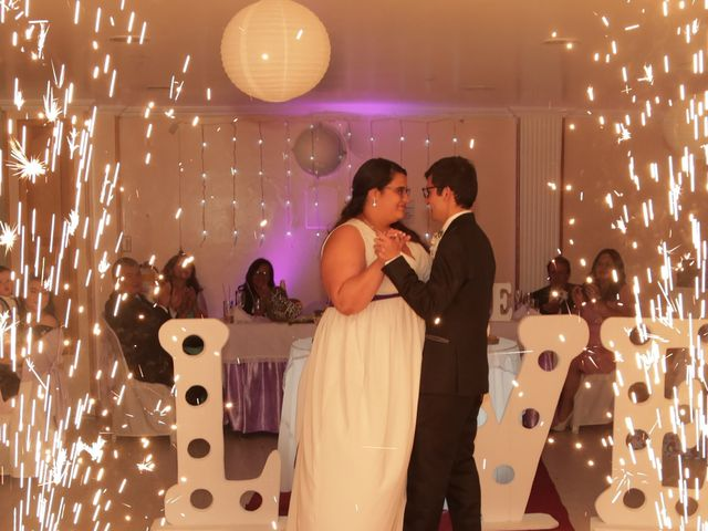 El matrimonio de Jhonatan Andrés y Ana María