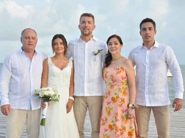 El matrimonio de Christian  y Camila en San Andrés, Archipiélago de San Andrés 2
