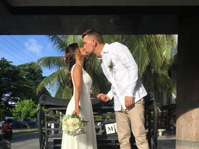 El matrimonio de Christian  y Camila en San Andrés, Archipiélago de San Andrés 4