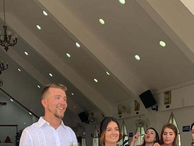 El matrimonio de Christian  y Camila en San Andrés, Archipiélago de San Andrés 6