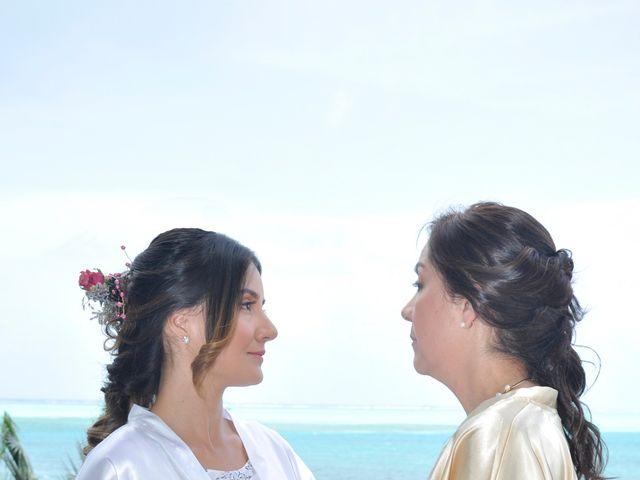 El matrimonio de Christian  y Camila en San Andrés, Archipiélago de San Andrés 10