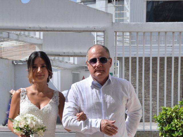 El matrimonio de Christian  y Camila en San Andrés, Archipiélago de San Andrés 13