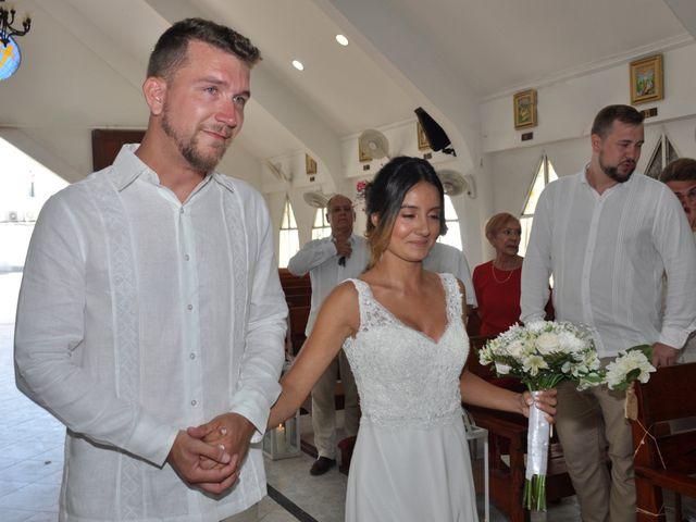 El matrimonio de Christian  y Camila en San Andrés, Archipiélago de San Andrés 14