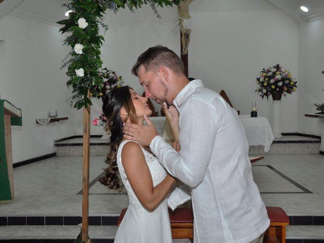 El matrimonio de Christian  y Camila en San Andrés, Archipiélago de San Andrés 16