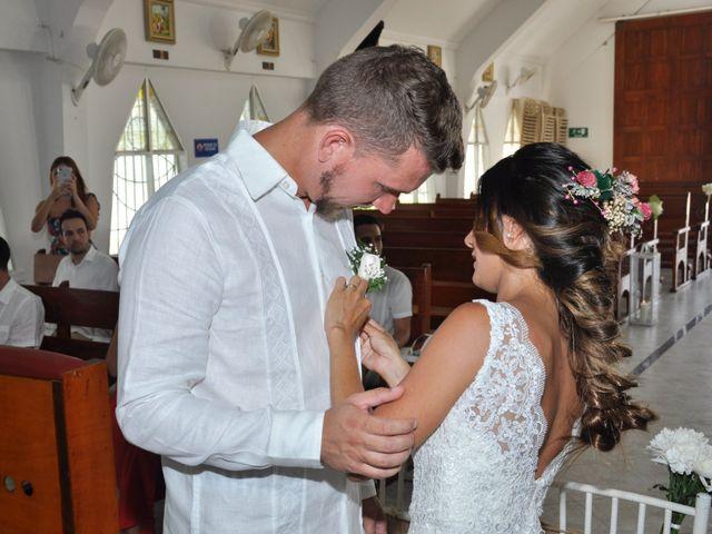 El matrimonio de Christian  y Camila en San Andrés, Archipiélago de San Andrés 17