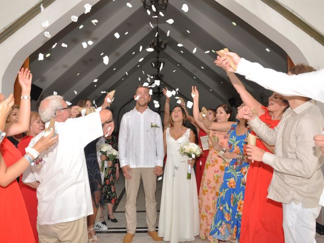 El matrimonio de Christian  y Camila en San Andrés, Archipiélago de San Andrés 19