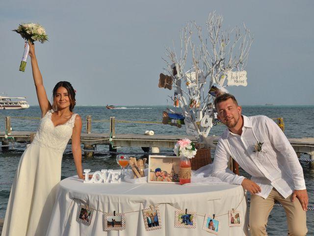 El matrimonio de Christian  y Camila en San Andrés, Archipiélago de San Andrés 21