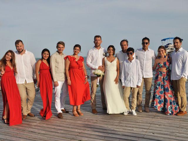 El matrimonio de Christian  y Camila en San Andrés, Archipiélago de San Andrés 23