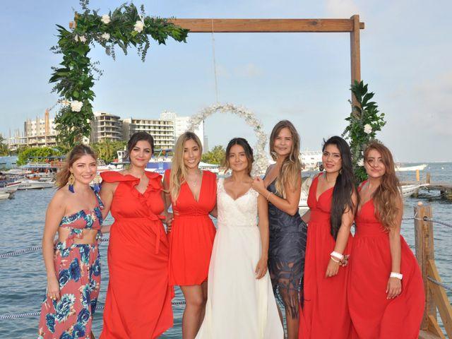 El matrimonio de Christian  y Camila en San Andrés, Archipiélago de San Andrés 24