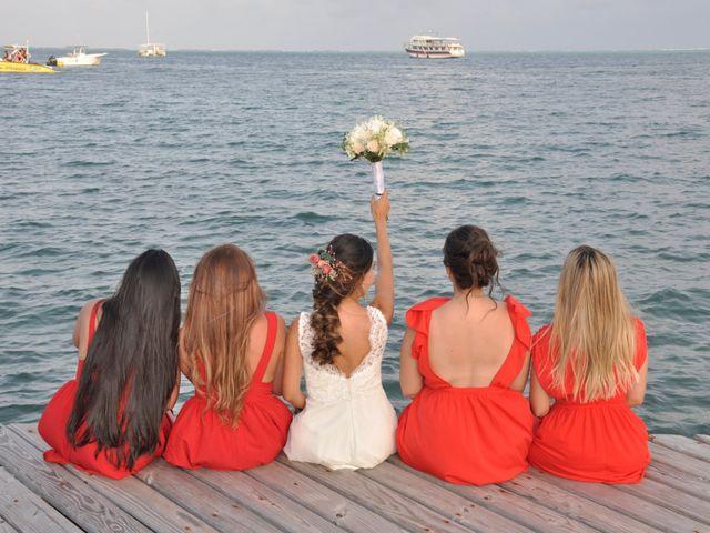 El matrimonio de Christian  y Camila en San Andrés, Archipiélago de San Andrés 26