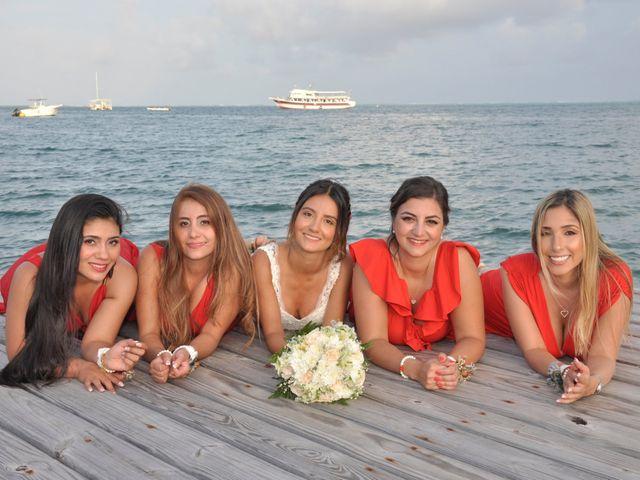 El matrimonio de Christian  y Camila en San Andrés, Archipiélago de San Andrés 27