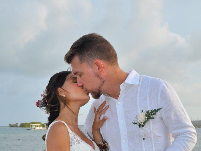 El matrimonio de Christian  y Camila en San Andrés, Archipiélago de San Andrés 29