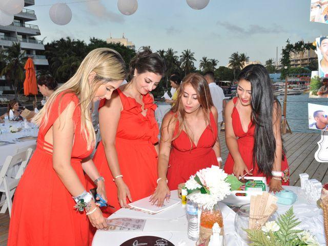 El matrimonio de Christian  y Camila en San Andrés, Archipiélago de San Andrés 31