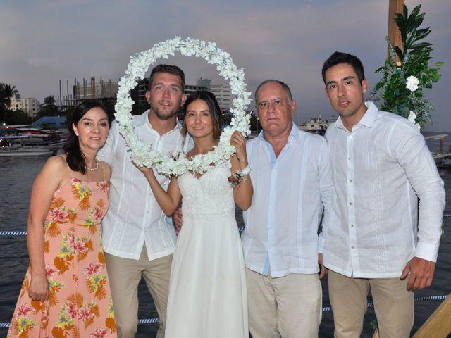 El matrimonio de Christian  y Camila en San Andrés, Archipiélago de San Andrés 34