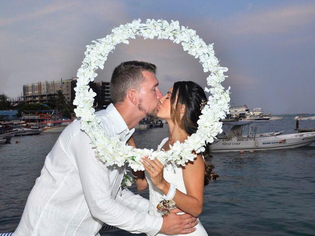 El matrimonio de Christian  y Camila en San Andrés, Archipiélago de San Andrés 35