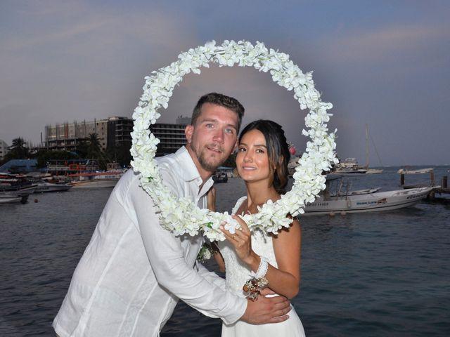 El matrimonio de Camila y Christian