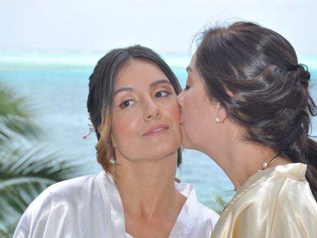 El matrimonio de Christian  y Camila en San Andrés, Archipiélago de San Andrés 37