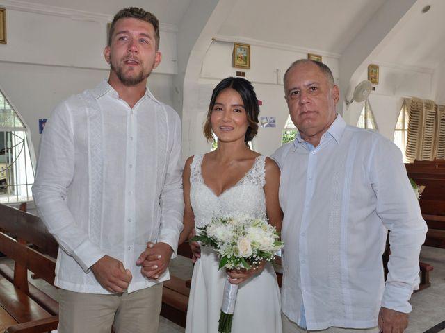 El matrimonio de Christian  y Camila en San Andrés, Archipiélago de San Andrés 43