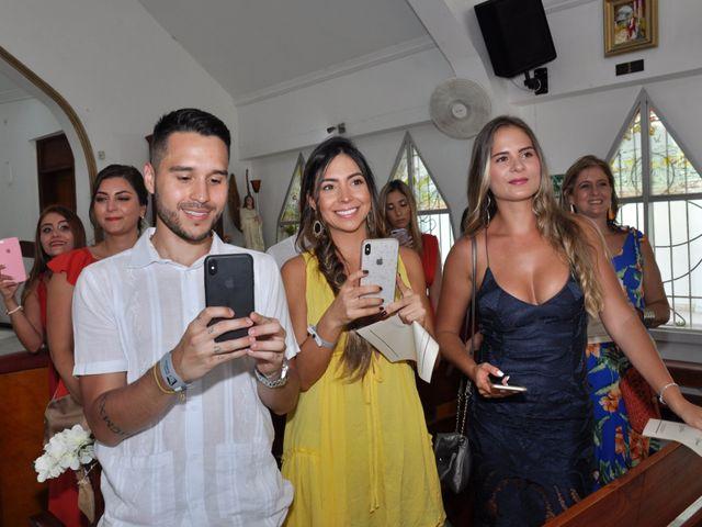 El matrimonio de Christian  y Camila en San Andrés, Archipiélago de San Andrés 44