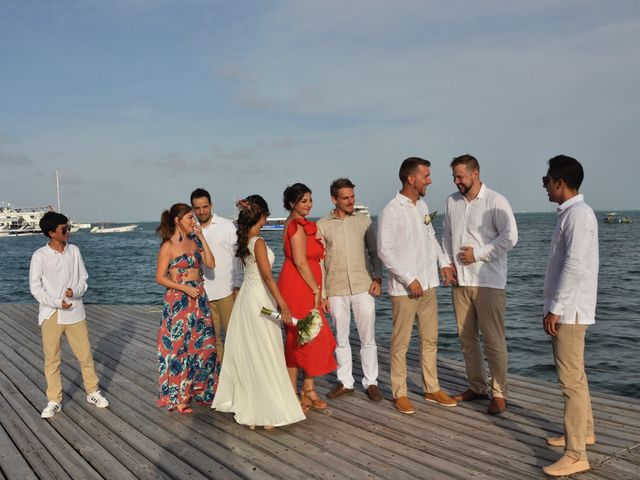 El matrimonio de Christian  y Camila en San Andrés, Archipiélago de San Andrés 49