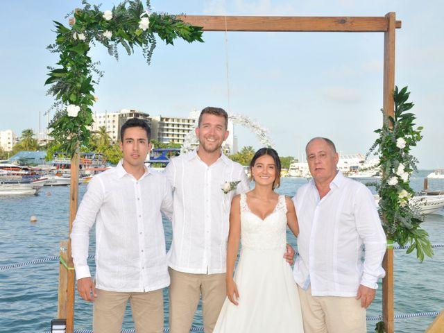 El matrimonio de Christian  y Camila en San Andrés, Archipiélago de San Andrés 51