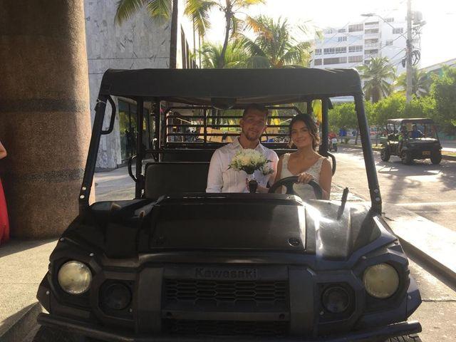 El matrimonio de Christian  y Camila en San Andrés, Archipiélago de San Andrés 52