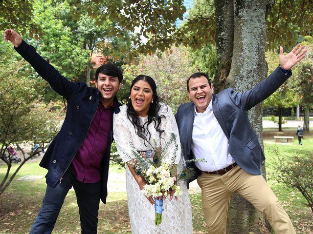 El matrimonio de Carlos Andrés y Susana en Bogotá, Bogotá DC 1