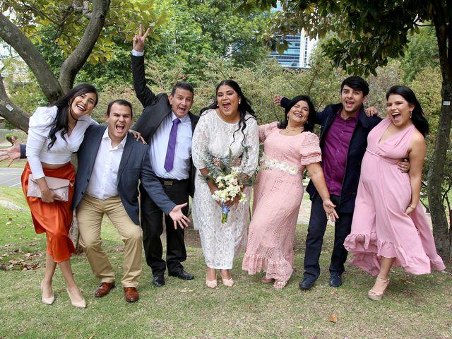 El matrimonio de Carlos Andrés y Susana en Bogotá, Bogotá DC 2