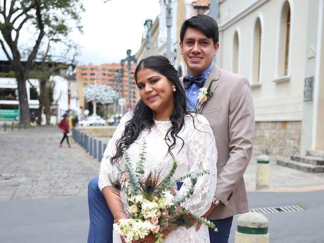 El matrimonio de Carlos Andrés y Susana en Bogotá, Bogotá DC 16
