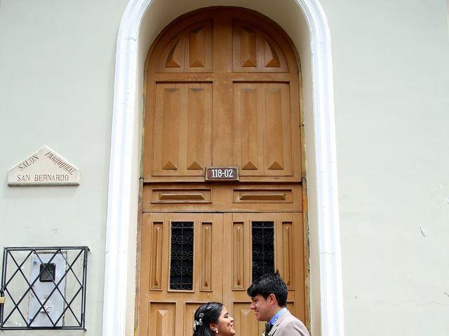 El matrimonio de Carlos Andrés y Susana en Bogotá, Bogotá DC 17