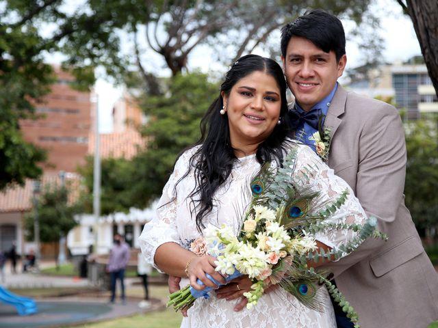 El matrimonio de Susana y Carlos Andrés