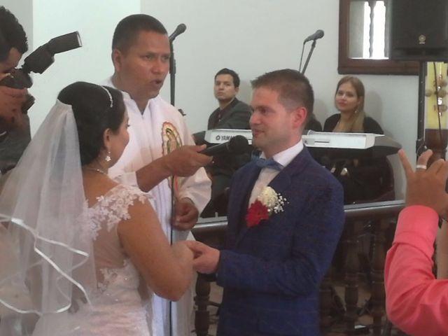 El matrimonio de Victor y Natalie en Palmira, Valle del Cauca 12