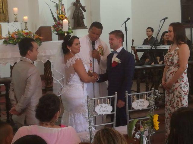 El matrimonio de Victor y Natalie en Palmira, Valle del Cauca 17