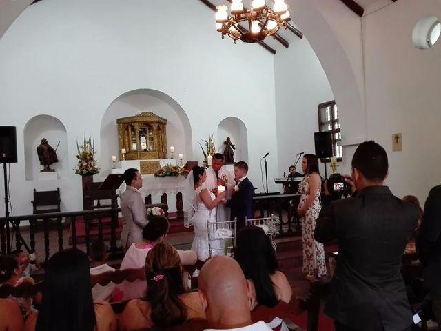 El matrimonio de Victor y Natalie en Palmira, Valle del Cauca 19