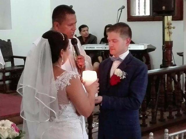 El matrimonio de Victor y Natalie en Palmira, Valle del Cauca 20