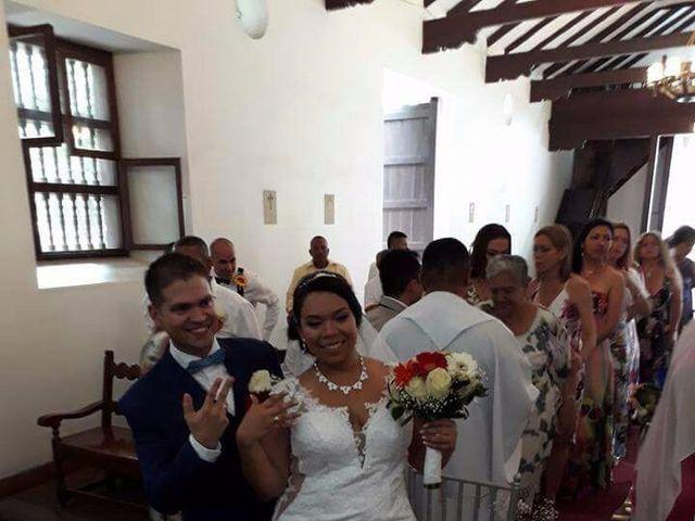 El matrimonio de Victor y Natalie en Palmira, Valle del Cauca 25
