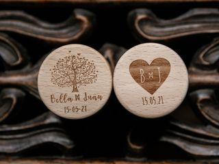 El matrimonio de Bella y Juan 1