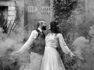 El matrimonio de Bella y Juan