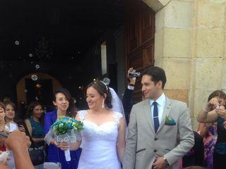 El matrimonio de Camila  y Andres  1