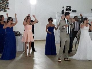 El matrimonio de Camila  y Andres  2