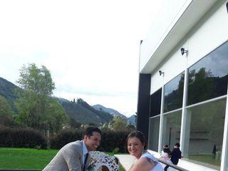 El matrimonio de Camila  y Andres  3