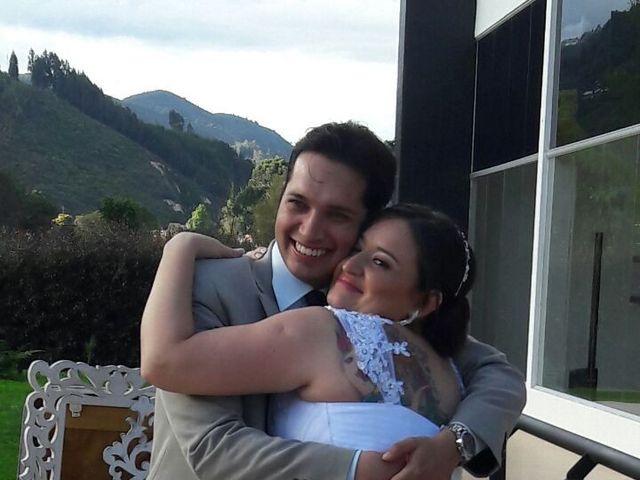 El matrimonio de Andres  y Camila  en Cota, Cundinamarca 5