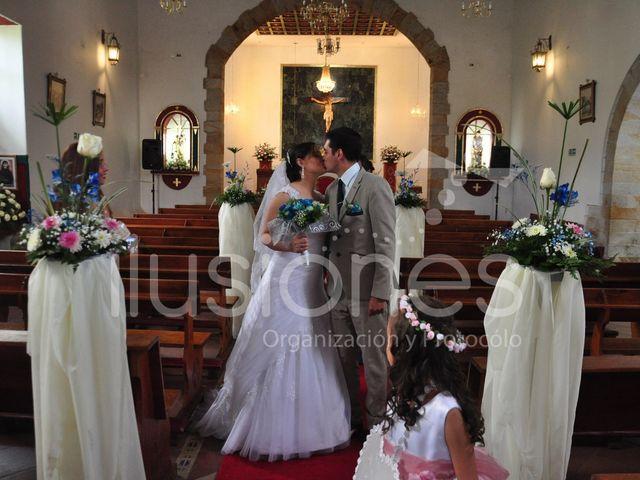 El matrimonio de Andres  y Camila  en Cota, Cundinamarca 13